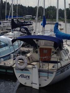 Bateau voilier Kelt 25´ Nouveau Prix Saguenay Saguenay-Lac-Saint-Jean image 9