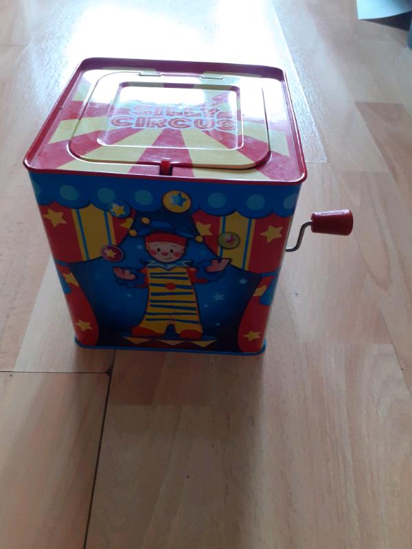 Children S Clown In The Box In Islington London Gumtree