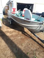 14ft Boat Package