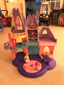 Fisher Price Disney Princess Little People Musical Palace