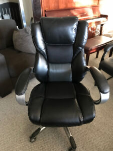 Vinyl Leather Office Chair