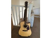 Fender Electro-Acoustic Guitar
