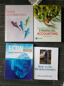 Mcmaster business 1 textbooks