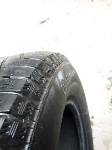 USED WINTER TIRES 195/65R15 FOR ONLY $100 NEGIOABLE