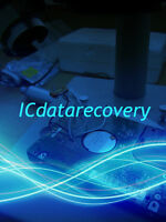 Service of hard disk data recovery Mac/ PC