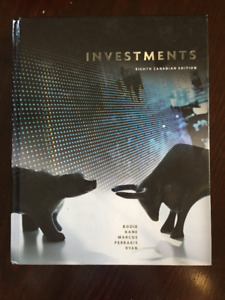 Investments: Eighth Canadian Edition