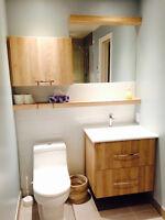 Projet clé en main pour votre cuisine ou salle de bain