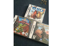 Dinosaur Nintendo DS Game bundle