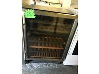 Wine chiller fridge