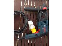 Bosch ,Hitachi 110v hammer drill dewalt makita