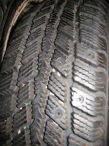 pneus d'hiver 185/65/14