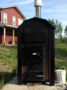 Portage and Main Outdoor Wood Boiler Optimizer 250
