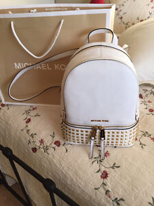 Michael Kors backpack limited edition paid over 500$