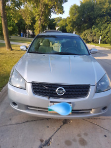 NISSAN ALTIMA 2.5S SAFETIED