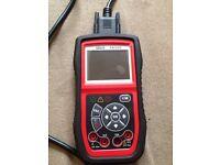 Sealey TA 500 quad meter diagnostic machine