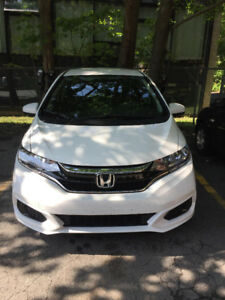 Lease TakeOver HONDA FIT 2018