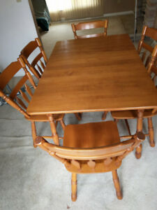 Moving sale, desks and table