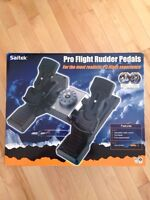Pro Flight Rudder Pedals for PC