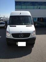 2012 Mercedes Benz Sprinter 3500