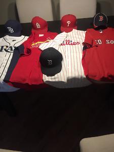 Chandail baseball - baseball jersey