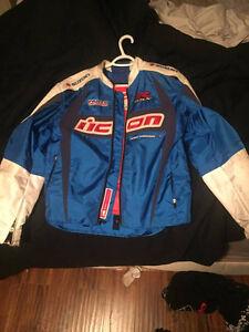 Icon Suzuki Gsxr Jacket