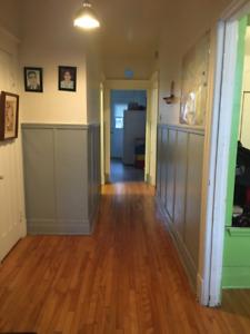 Appartement 4 et demi à louer - entièrement meublé
