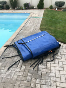 Winter Pool Cover Brand New for 20' by 36' inground pool
