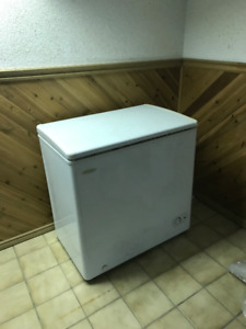 Large Freezer - Perfect extra freezer for a basement or storage
