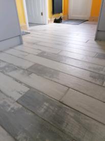 Kitchen/bathroom floor ceramic floor tiles 6m2