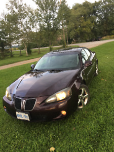 2006 Pontiac Grand Prix GXP Certified / Etested Great Shape