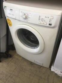 Zanussi good quality Washing Machine 1200 spin, 6kg,