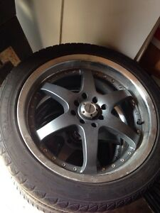 215 45 17 tires and rims