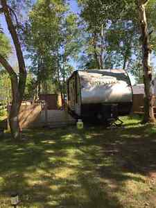 Seasonal RV lots at Halfmoon Lake Resort Strathcona County Edmonton Area image 4