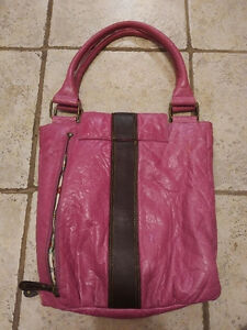 Super cute Latico bag in real leather Kitchener / Waterloo Kitchener Area image 2