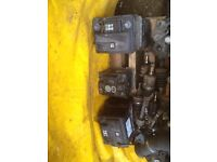 Very good used battery holds exallent charge x1 07594145438