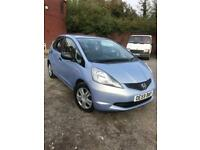2010 Honda Jazz 1.2 ( VSA ) S ,lovely colour and nice miles 61k