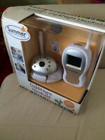 Baby Video Monitor (Summer Brand)