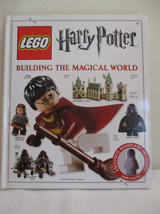 Lego Harry Potter Book