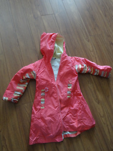 Manteau de printemps Perlimpinpin, gr.2-3 ans, fillette