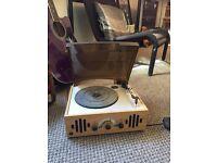 Vintage record player - pristine condition