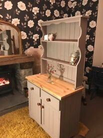 Lovely Solid Pine Welsh Dresser