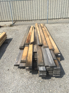 1x6 T and G bundle (pine) - LUMBER CLEAROUT