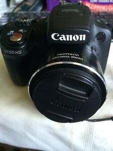 Canon SX50 HS with protective travelling case London Ontario image 1