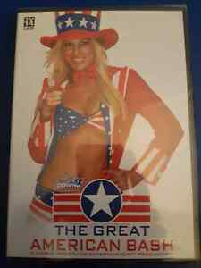 WWE The Great American Bash 2004 DVD (New)
