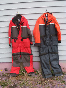 Mustang Survival Suit New Condition