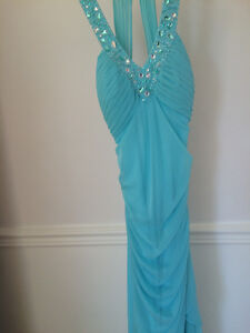 Beautiful Full Length Prom Dress