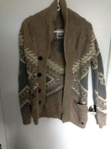 TNA knit long sweater for sale !!!