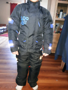 Booster kids motorcycle suit