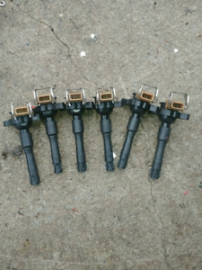 Bmw ignition coils set of 6