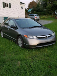 2007 Honda Civic New Inspection lady driven!